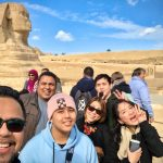 Pyramids of Giza Sakkara and Memphis tours