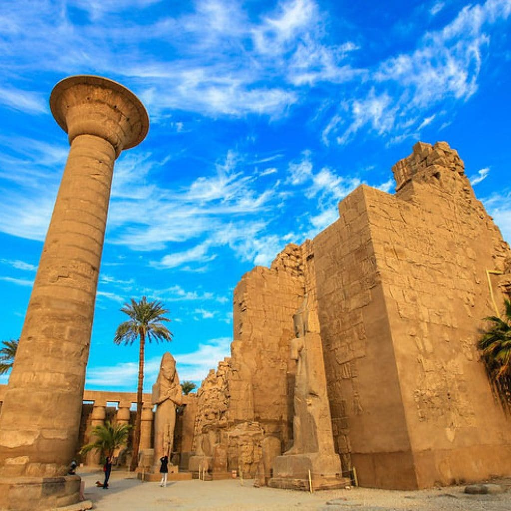 The best places to visit in Luxor